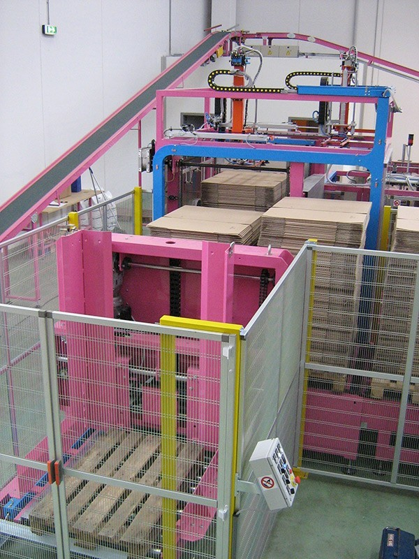 automatic packaging machines manufacturer - italy